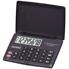 Casio 8 Digit Pocket Calculator with Large Display, 3 Key Memory and Square Root