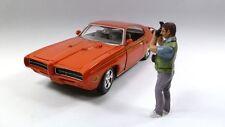 1:24 scale Camera Man SCOTT  diorama figure AD-23835 American diorama