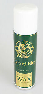 NEW Oxford Blue Wax Cotton Proof Spray Waterproofing for Waxed Cotton Clothing