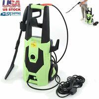 3000PSI 1.7 GPM Electric Washer Machine Car Garden Power Nozzle Gun Spra Spray