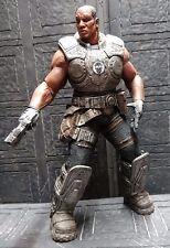 "Gears of War AUGUSTUS COLE w/MX8 Snub. 7"" Action Figure Delta Squad/Cole Train"