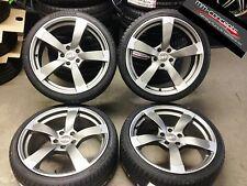 17 Zoll Winterkompletträder 215/40 R17 Reifen Felgen A1 S1 Polo 6R GTI WRC Rotor