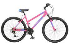 "Falcon Vienna Ladies 26"" Wheel 18 Speed Alloy MTB Mountain Bike Pink F2616111"