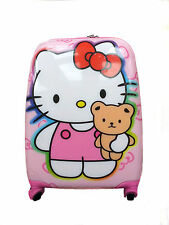 Up to 40L Girls Lightweight Travel Bags & Hand Luggage