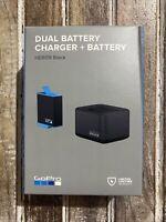 Genuine Original OEM GoPro Hero 9 Black Battery Plus Dual Charger Hub ADDBD-001
