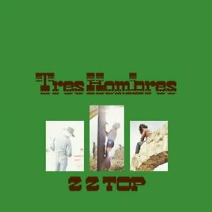 Tres Hombres - ZZ Top LP Vinile RHINO RECORDS