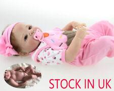 Lifelike Reborn Baby Doll Full Body Handmade Baby Doll Vinyl Kids Birthday Gift