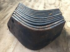 More details for replacement rotavator blades / cutters agricutural x 11