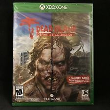 Dead Island Definitive Edition (Microsoft Xbox One) BRAND NEW / Region Free