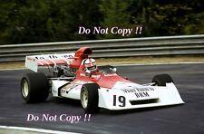 CLAY Regazzoni BRM P160E BELGA GRAND PRIX 1973 Fotografia