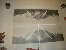 24x36 TOUCHE AMORE Parting the Sea Art Print Rare Jeremy Bolm La Dispute Saetia