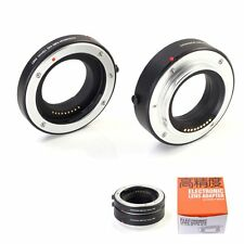 FOTGA Auto Focus Macro Extension Tube 10 16mm for  Canon EOS M M2/3 Mount Camera