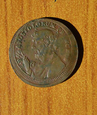 STATO PONTIFICIO BAIOCCHI 2 E MEZZO PERUGIA 1796 APOSTOLO RUM PRINCEPS SUBALPINA