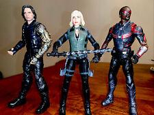 Marvel Legends Series 6-inch Winter Soldier & Falcon Figure 2-Pack + Black Widow