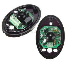 Alarm Photoelectric Simple Beam Infrared IR Detector Security System Door