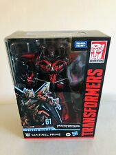 Transformers Studio Series - Voyager Class 61 Sentinel Prime Action Figure New
