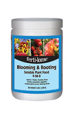 Fertilome Blooming & Rooting Plant Fertilizer food 3 lb 9-58-8 water soluble