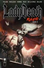 Lady Death Rules! (Paperback), NEW, NEW