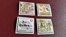GIBRALTAR 1981 SG 446-449 450TH ANNIV OF THE CONVENT MNH