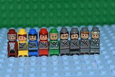 9 NEW LEGO Harry Potter Microfigs Harry Ron Hermione Draco Dumbledore Set AGFR