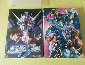 DVD serie Gundam Seed e  Gundam F.C. 60 made Japan stupendi