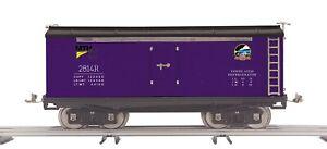 Std. Gauge Tinplate No. 214R Std. Gauge Refrigerator Car 10-2248