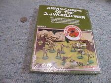 Atlantic 1/72 Box # 1564 Alone Against the Enemy   Lot 1  XX