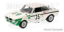 Alfa Romeo GTA 1300 junior Colzani/Pooky/Venturi Jarama 1972 #35 1:18 Minichamps