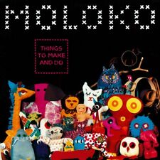 Moloko - Things To Make And Do (2LP BLACK VINYL LP) MOVLP2459