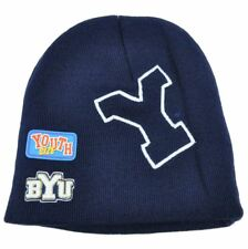 more photos b4918 dbdcc NCAA El Grande Jr BYU Brigham Young Cougars Beanie Toque Knit Youth Kids  Junior