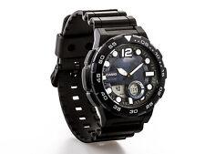 Casio reloj hombre aeq-100w -2 avef multifunción