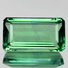 30.54 Cts GLITTERING NATURAL GREEN FLUORITE AFGHANISTAN (Video Avl)