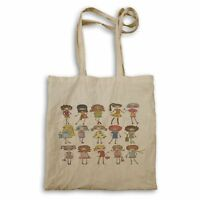 Fashion Girls Tote bag ee415r