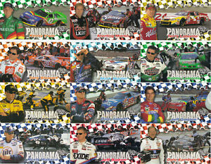 2000 Trackside PANORAMA SHORT-PRINT #P32 Dale Jarrett SCARCE! ONE CARD ONLY!