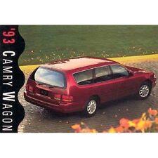 1993 Toyota Camry Station Wagon Postcard pc878-PCZT5E