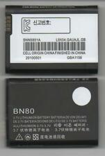 Lot 4 New Battery For Motorola Bn80 Backflip At&T