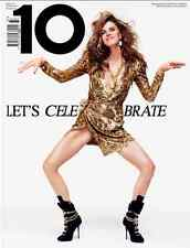 10 TEN MAGAZINE #37 ANNA DELLO RUSSO Amanda Harlech EDWARD ENNINFUL Jane How NEW