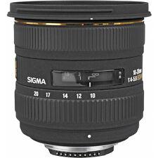 Sigma 10-20mm f/4-5.6 EX DC HSM AF Lens for Nikon SLR