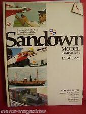 SANDOWN MODEL EXHIBITION 1993 HANNO PRETTNER AIRCRAFT BOATS CARS  COPTERS