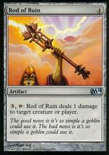 4x rod of ruina   nm/m   m14   Magic mtg