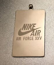 Nike Air Force Xxv Metal Hanging Fob