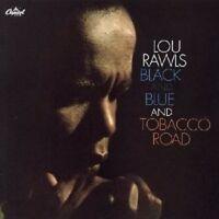 "LOU RAWLS ""BLACK AND BLUE / TOBACCO ROAD"" CD NEW!"