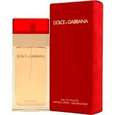 Dolce & Gabbana D&G POUR FEMME RED 100ml EDT EAU DE TOILETTE spray new~FREE POST