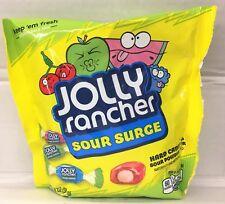 Jolly Rancher Sour Surge Hard Candy Resealable Bag 13 oz