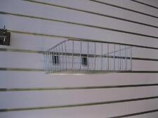 5 SlatWall Metal Wire Basket Garage Storage Organisation Display 300x600x100mm