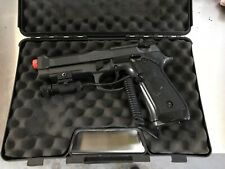 Keymore HFC HG-192 Gas Powered Tactical Airsoft Pistol w/ Blowback - Semi Auto -