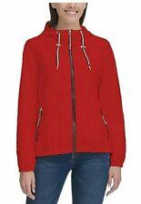 Tommy Hilfiger Womens Full Zip Rain Jacket/Windbreaker,...