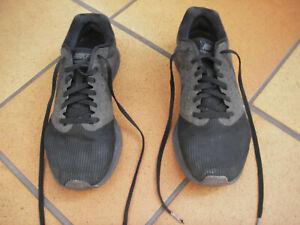 Nike, Downshifter 7, Freizeitschuh, Jungenmode, Gr. 41, schwarz