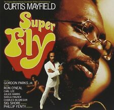 CURTIS MAYFIELD SUPERFLY SOUNDTRACK 2 Extra Tracks REMASTERED CD NEW