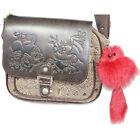 Hot Unisex Fox Fur Tail Keychain Tassel Bag Tag Charm Handbag Pendant Accessory